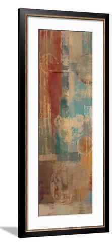 Oriental Trip Panel I-Silvia Vassileva-Framed Art Print