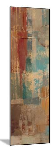 Oriental Trip Panel I-Silvia Vassileva-Mounted Premium Giclee Print