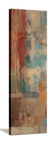 Oriental Trip Panel I-Silvia Vassileva-Stretched Canvas Print