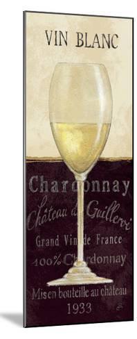 Sante II-Daphne Brissonnet-Mounted Premium Giclee Print