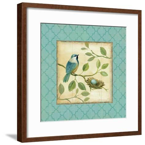 Birds Home I-Daphne Brissonnet-Framed Art Print