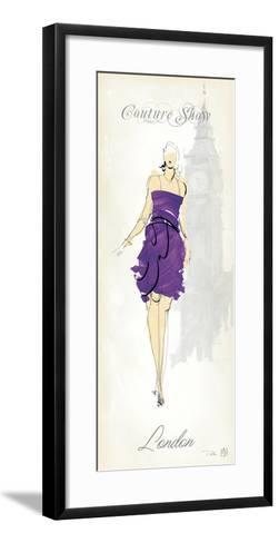 Fashion Lady III-Avery Tillmon-Framed Art Print