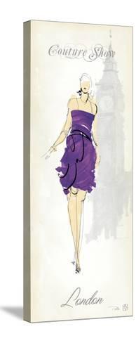 Fashion Lady III-Avery Tillmon-Stretched Canvas Print