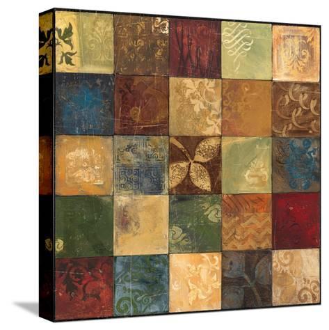 Jeopardy-Avery Tillmon-Stretched Canvas Print