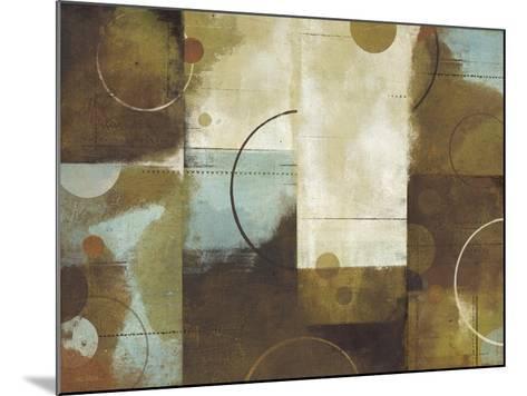 April Showers I-Mo Mullan-Mounted Premium Giclee Print