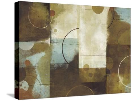 April Showers I-Mo Mullan-Stretched Canvas Print