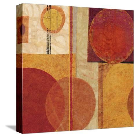 Geo Tea I-Sue Schlabach-Stretched Canvas Print