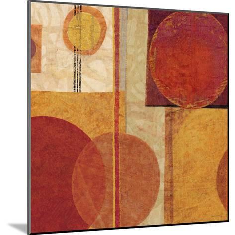 Geo Tea I-Sue Schlabach-Mounted Art Print