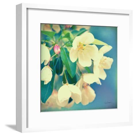 Natures Apple Blossom-Sue Schlabach-Framed Art Print