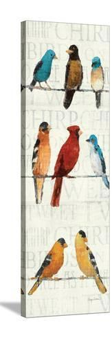 The Usual Suspects Panel II-Avery Tillmon-Stretched Canvas Print