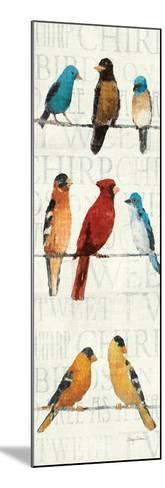 The Usual Suspects Panel II-Avery Tillmon-Mounted Premium Giclee Print