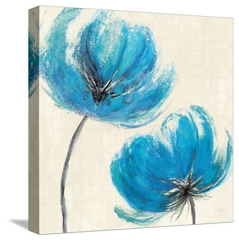 Azure III-Veronique Charron-Stretched Canvas Print