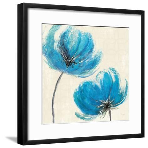 Azure III-Veronique Charron-Framed Art Print
