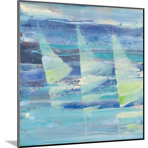 Summer Sail I-Albena Hristova-Mounted Art Print