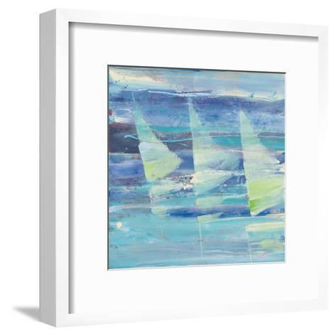 Summer Sail I-Albena Hristova-Framed Art Print