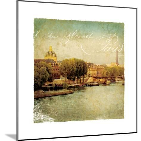 Golden Age of Paris V-Wild Apple Photography-Mounted Premium Giclee Print