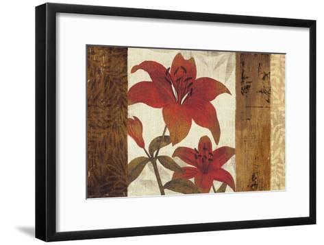 Floral Harmony I-Mo Mullan-Framed Art Print