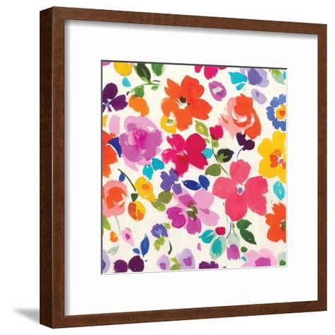 Bright Florals  I-Hugo Wild-Framed Art Print