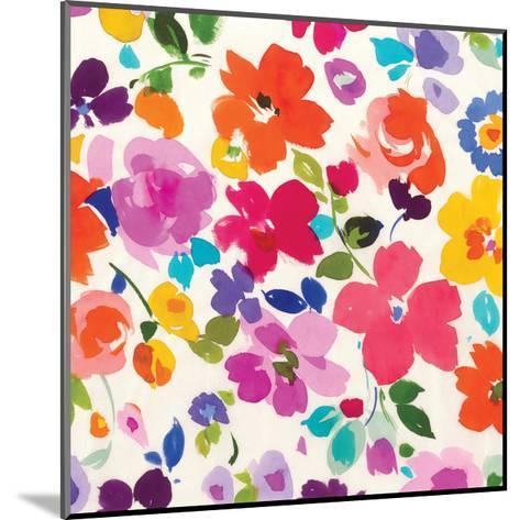 Bright Florals  I-Hugo Wild-Mounted Premium Giclee Print