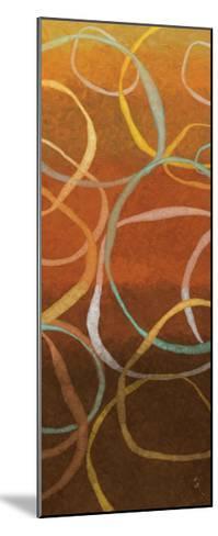 Square Dancing Circles II-Sarah Adams-Mounted Art Print