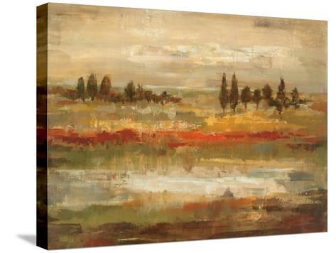 Summer Fields-Silvia Vassileva-Stretched Canvas Print