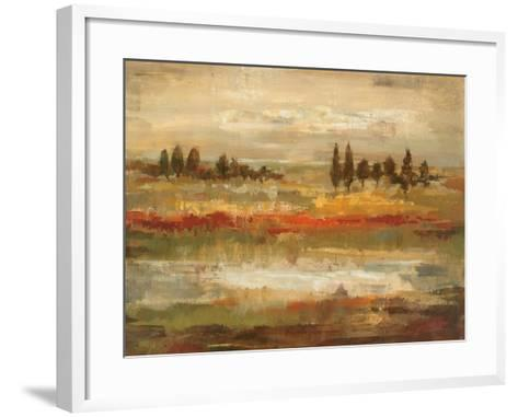 Summer Fields-Silvia Vassileva-Framed Art Print