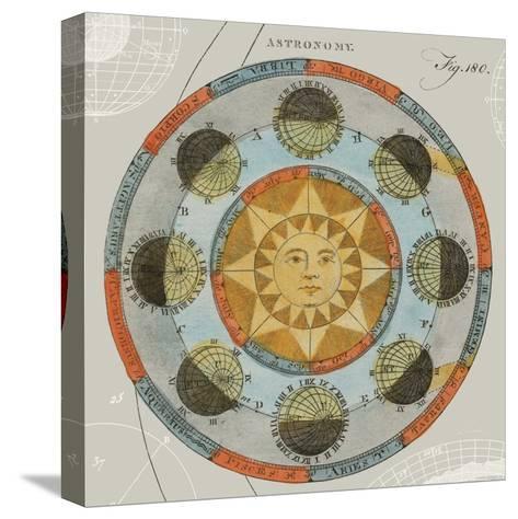 Solar Calendar-Sue Schlabach-Stretched Canvas Print