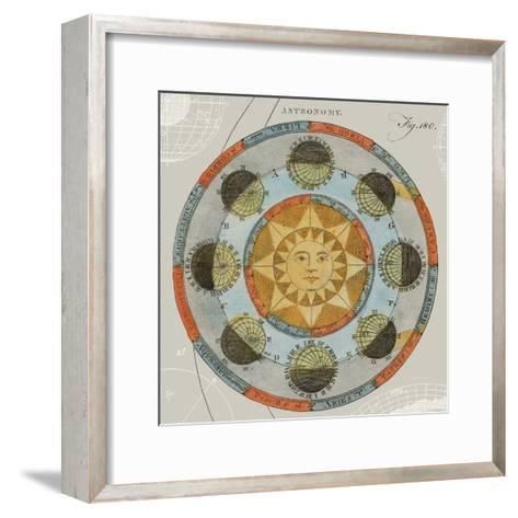 Solar Calendar-Sue Schlabach-Framed Art Print