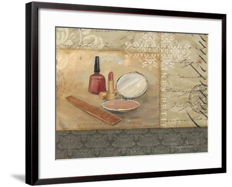 Bath and Beauty II-Avery Tillmon-Framed Art Print