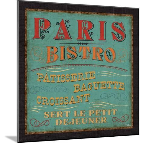 Lunchtime in Color I-Pela Design-Mounted Premium Giclee Print