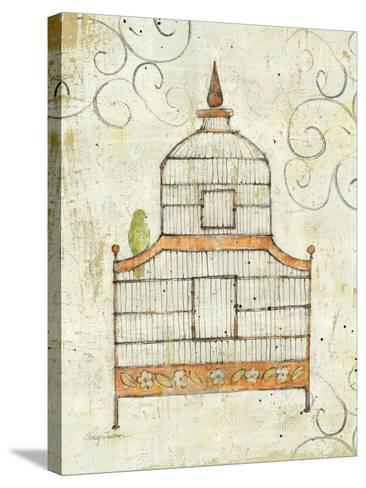 Bird Cage III-Avery Tillmon-Stretched Canvas Print