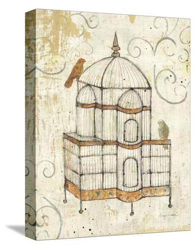 Bird Cage I-Avery Tillmon-Stretched Canvas Print