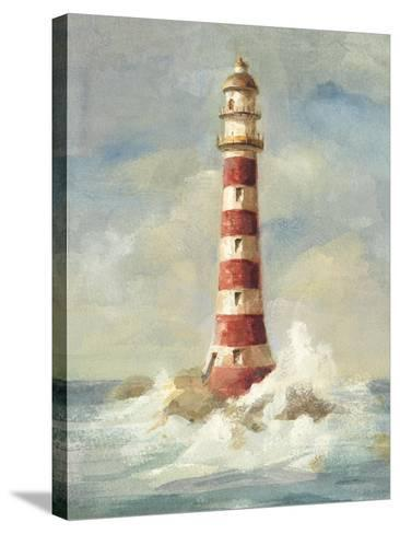 Lighthouse II-Danhui Nai-Stretched Canvas Print