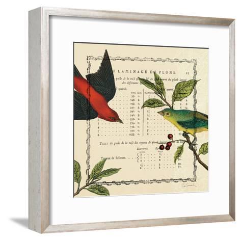 Summer Pages I-Sue Schlabach-Framed Art Print