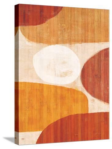 Costa de Sol II-Mo Mullan-Stretched Canvas Print