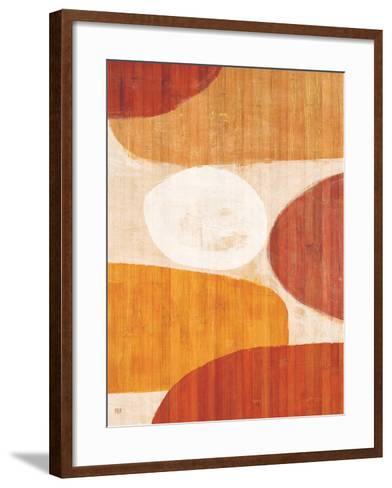 Costa de Sol II-Mo Mullan-Framed Art Print