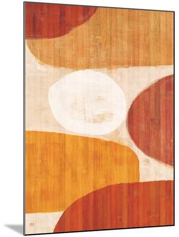 Costa de Sol II-Mo Mullan-Mounted Art Print