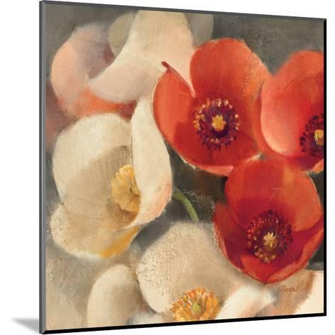 Poppies Bloom III-Albena Hristova-Mounted Art Print