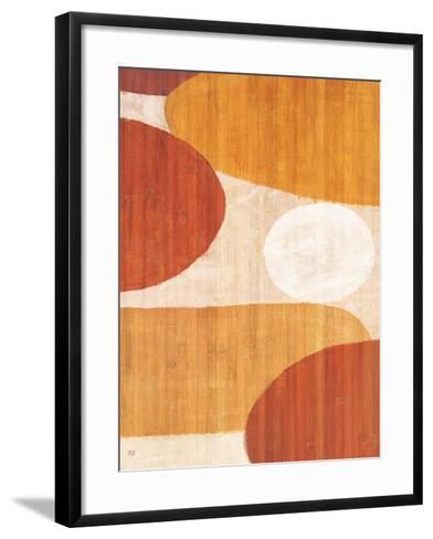 Costa del Sol I-Mo Mullan-Framed Art Print