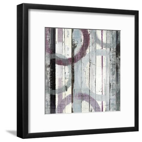 Plum Zephyr I--Framed Art Print