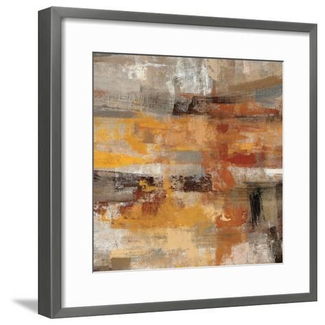 Mojave Road Crop--Framed Art Print