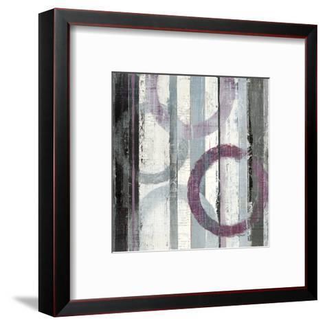 Plum Zephyr II--Framed Art Print