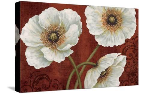 Applique Spice-Daphne Brissonnet-Stretched Canvas Print