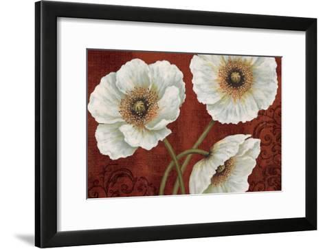 Applique Spice-Daphne Brissonnet-Framed Art Print