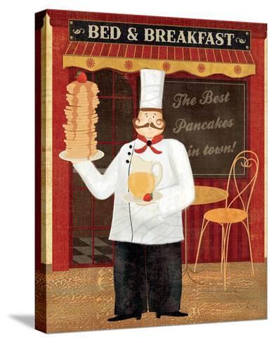 Chef's Specialties I-Veronique Charron-Stretched Canvas Print