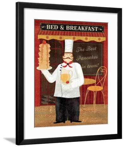 Chef's Specialties I-Veronique Charron-Framed Art Print