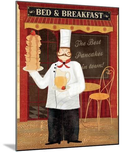 Chef's Specialties I-Veronique Charron-Mounted Art Print