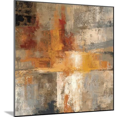 Silver and Amber Crop--Mounted Art Print