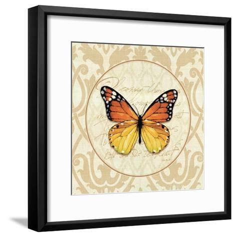 End of Summer IV-Lisa Audit-Framed Art Print