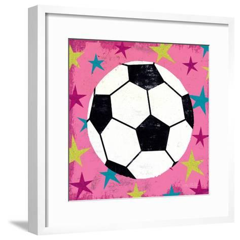 Girls Sports IV-Mo Mullan-Framed Art Print